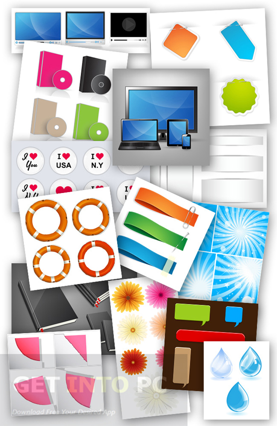 900 Vectors And Photoshop Brushes Direct Link Download