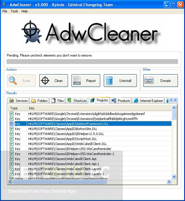 AdwCleaner Latest Versin Download
