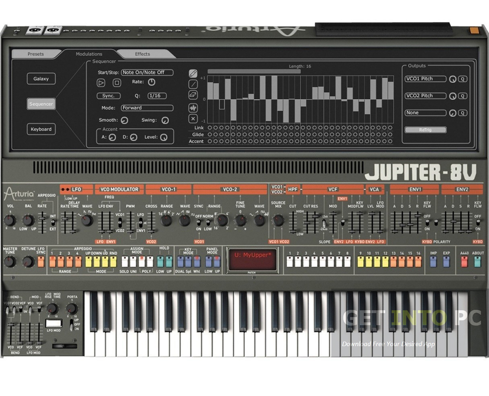 Arturia Jupiter Latest Version Download