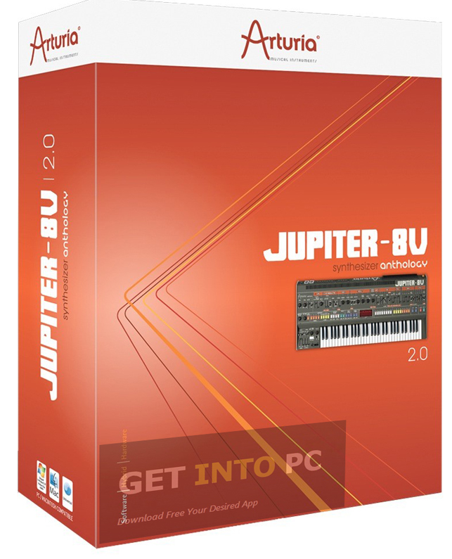 Arturia Jupiter Offline Installer Download