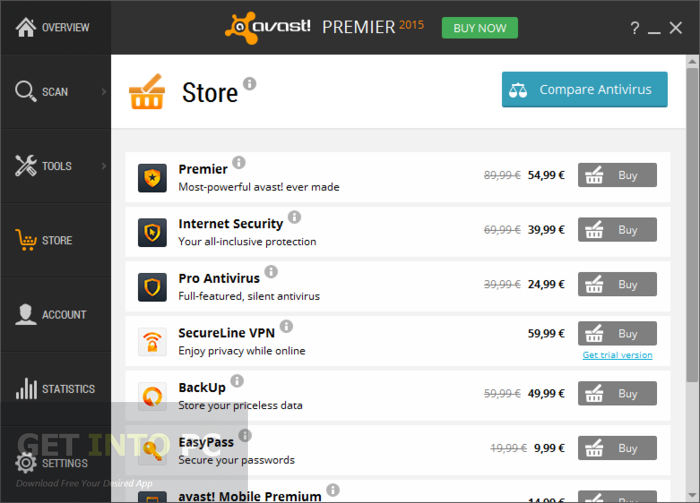 Avast Premier 2015 Latest Version Download