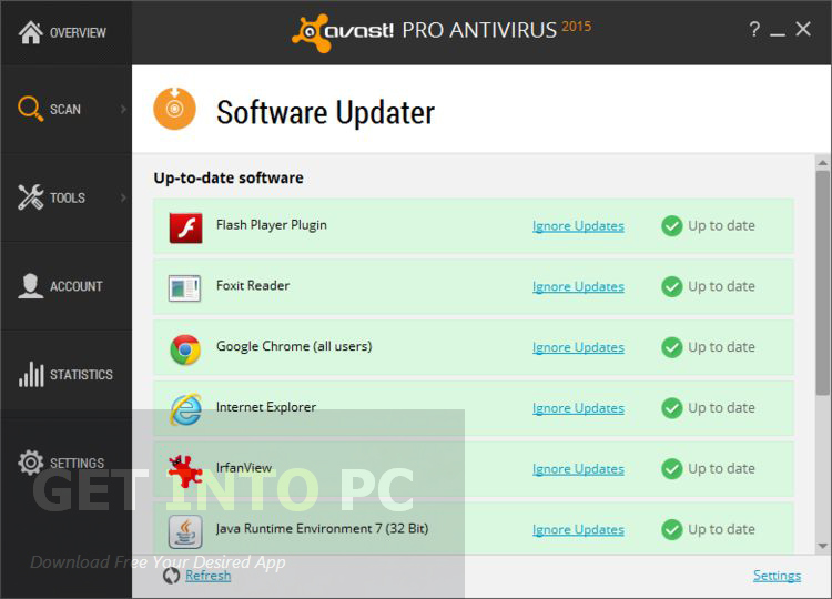 Avast Pro Antivirus 2015 Offline Installer Download