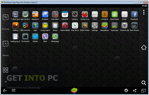 BlueStacks Rooted Version Direct Link Download