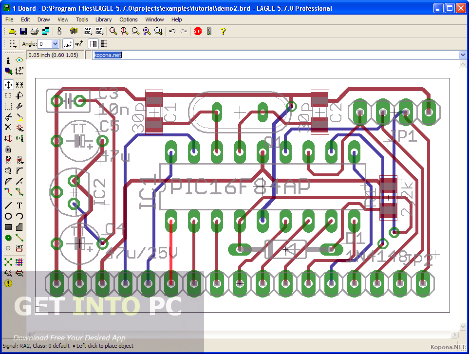 eagle pcb software free download with crack