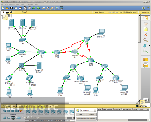 Cisco Packet Tracer Instructor version Latest Version Download