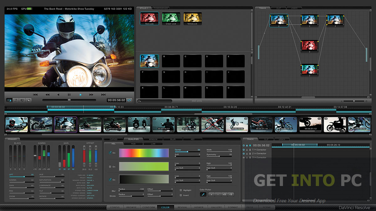 DaVinci Resolve Direct Link Download