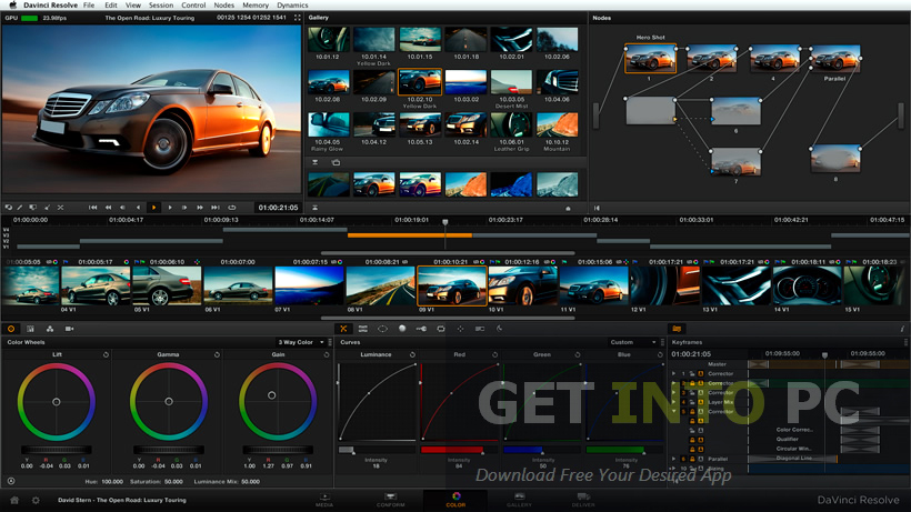 DaVinci Resolve Offline Installer Download