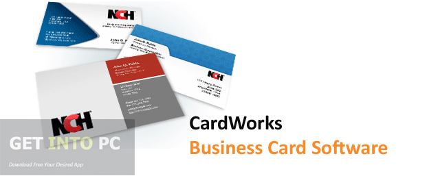 Download CardWorks Business Card Software For Windows