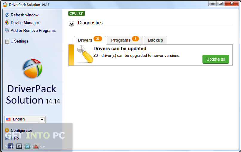 Driver pack solution full download | driverpack solution 17. 7. 101.