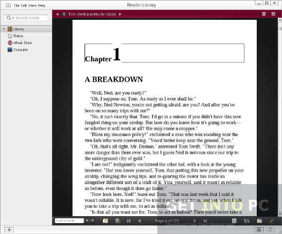 EPUB File Reader Direct Link Download