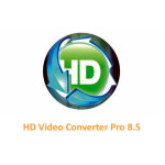 HD Video Converter Pro 8.5 Free Download