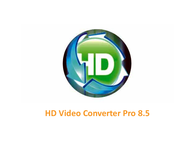 HD Video Converter Pro 8.5 Download For Free
