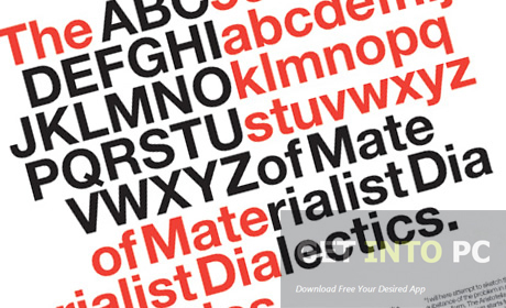 Helvetica Fonts For PC Direct Link Download