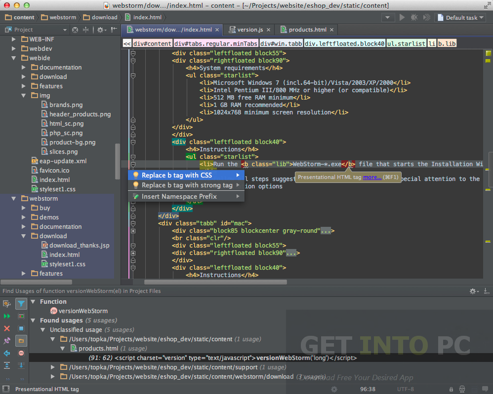 JetBrains PhpStorm Direct Link Download
