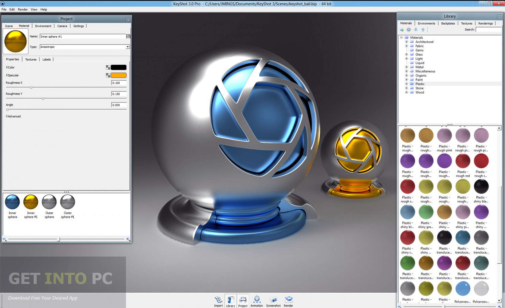 keyshot rendering software free download