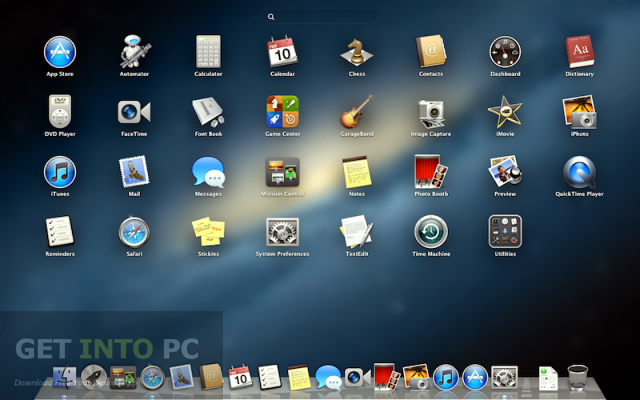 Mac OS X Mountain Lion Offline Installer Download
