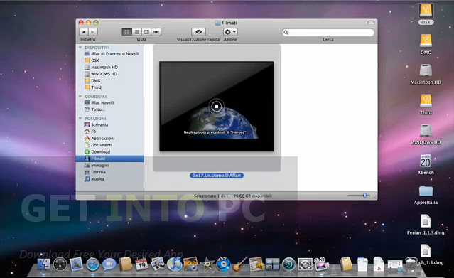 is mac os x snow leopard free