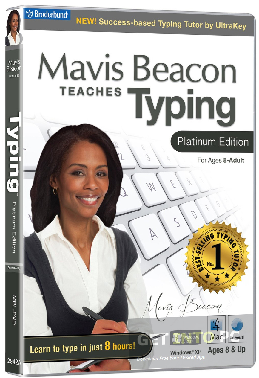 Learn to type mavis beacon