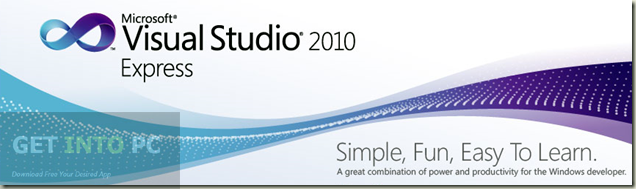 Microsoft Visual Studio Express 2010 Edition Free Download