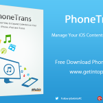 iMobie PhoneTrans Free Download