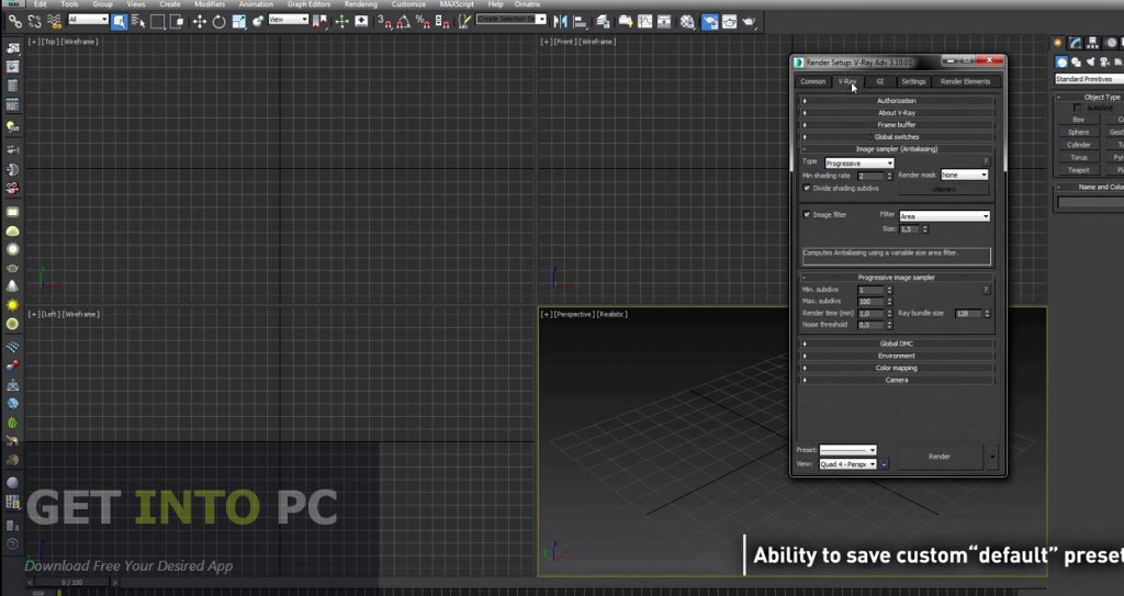 vray 3.2 for 3ds max 2014 free download with crack