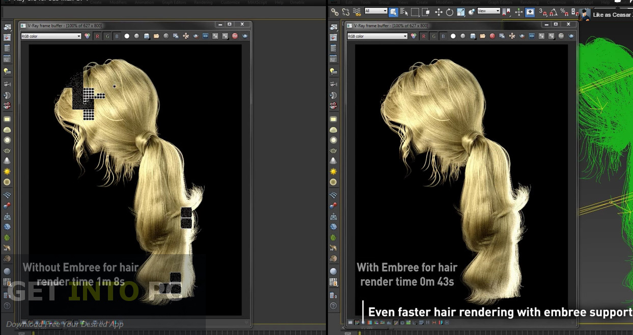 VRay Adv for 3Ds Max Offline Installer Download