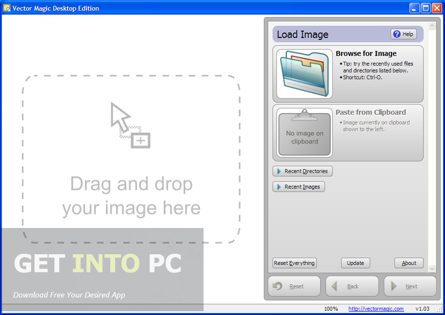 Vector Magic Desktop Edition Free Download