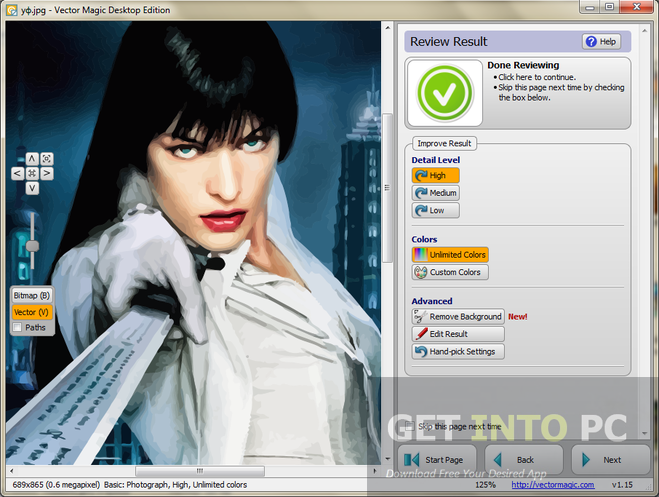 Vector Magic Desktop Edition Latest Version Download