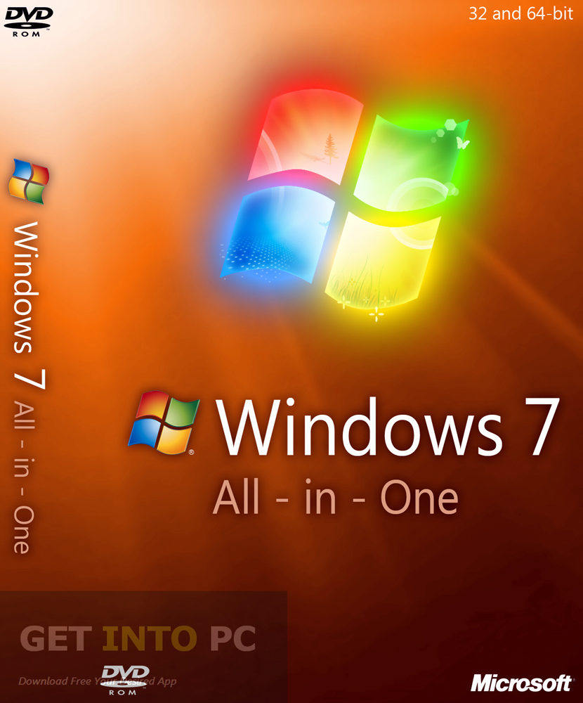 Windows 7 All in One ISO Direct Link Download