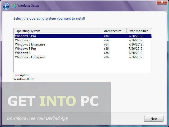 Windows 8 All in One ISO 32 bit 64 bit