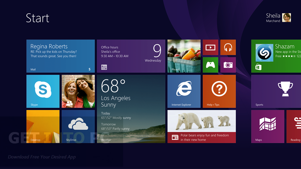 Windows 8.1 All in One ISO Direct Link Download