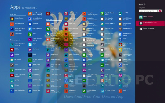 Windows 8.1 All in One ISO Download 32 bit 64 bit