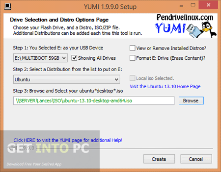 YUMI Multiboot USB Creator Direct Link Download