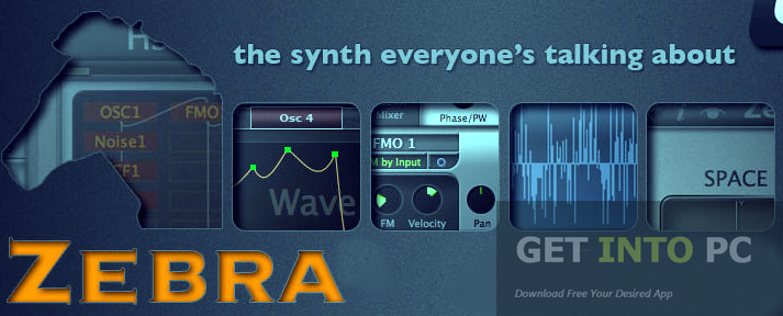 Zebra Wireless Modular Synthesizer Latest Version Download