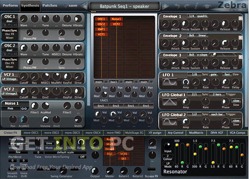 Zebra Wireless Modular Synthesizer Offline Installer Download