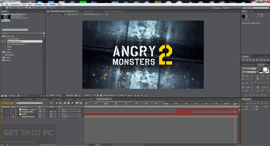 Adobe after effects untitled project download free