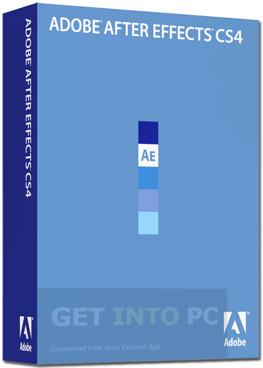 Adobe After Effects CS 4 Portable Latest Version Download
