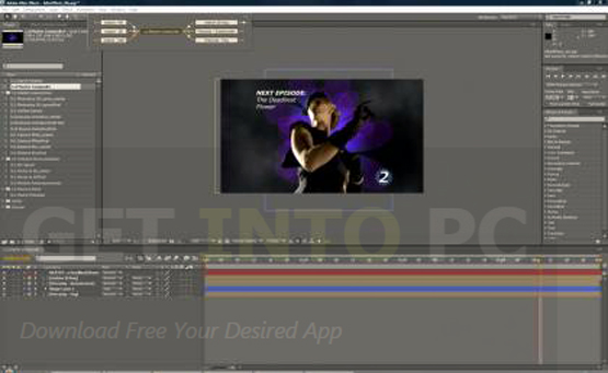 Adobe After Effects CS 4 Portable Offline Installer Download