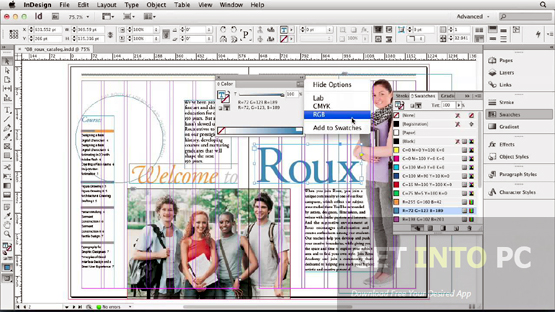 free downloads indesign