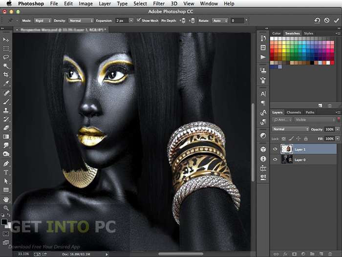 Adobe Photoshop CC Lite Portable Latest Version Download
