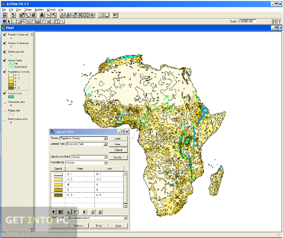 How to Install ArcView 3.x on Windows 7 GIS Lounge