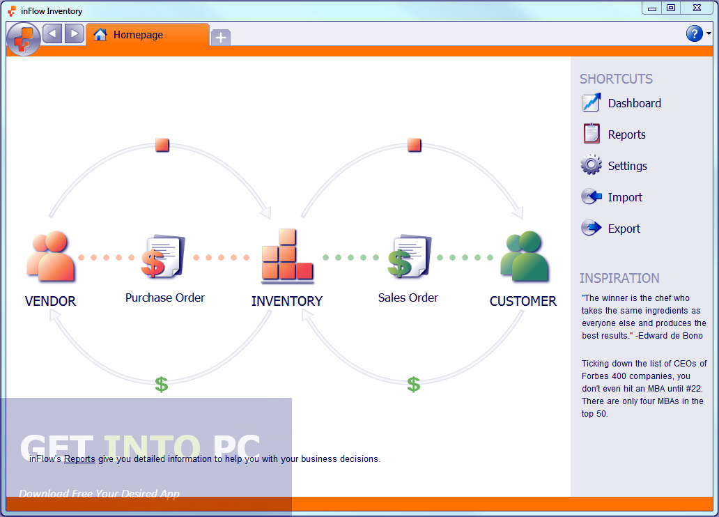 Archon Systems inFlow Inventory Direct Link Download