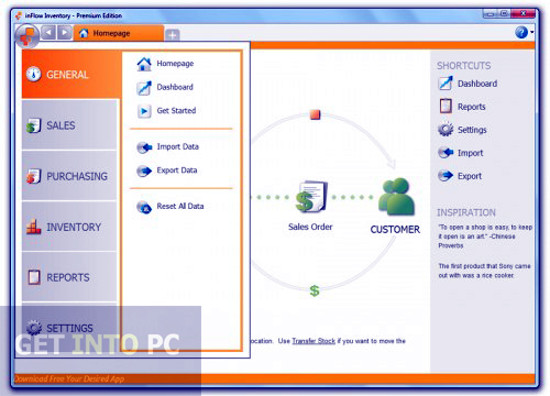 Archon Systems inFlow Inventory Offline Installer Download