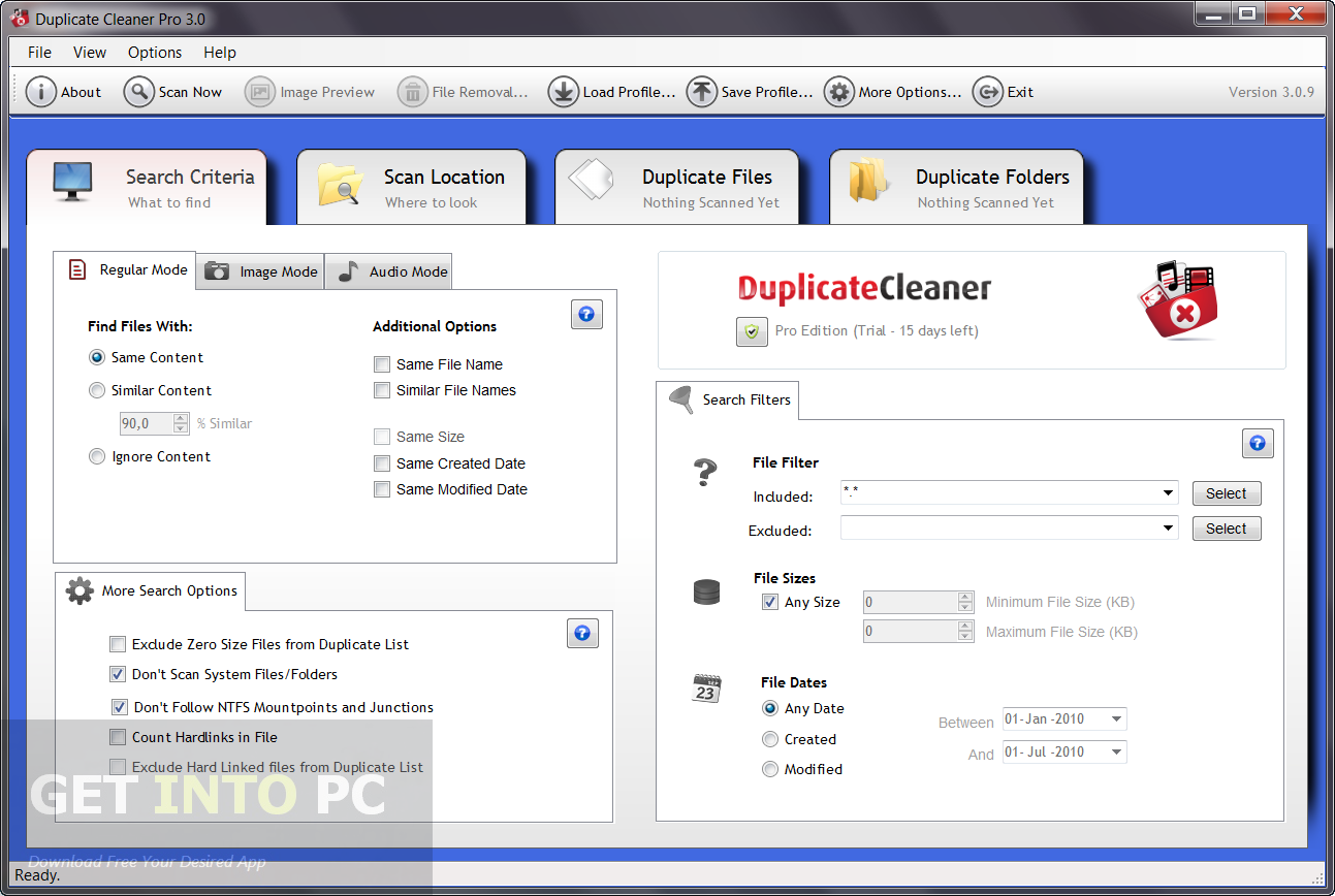 Duplicate Cleaner Pro Latest Version Download