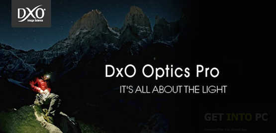 DxO Optics Pro Latest Version Download