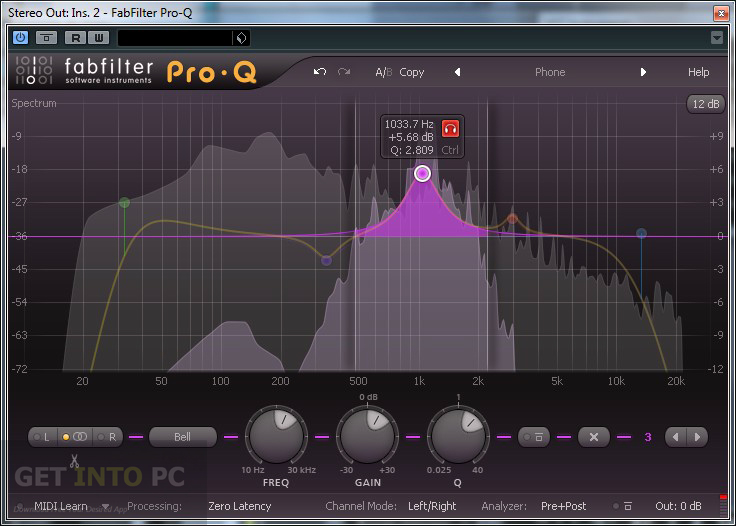 FabFilter Pro Free Download - Get Into PC