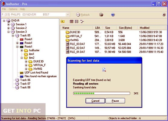 IsoBuster PRO Direct Link Download