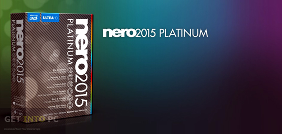 Nero 2015 Platinum Free Download