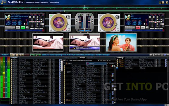 OtsAV DJ Pro Offline Installer Download