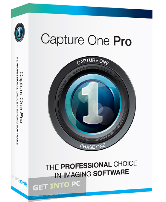 Phase One Capture One PRO Offline Installer Download